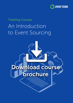 Training course overview - Introduction to Event Sourcing (Event Store)